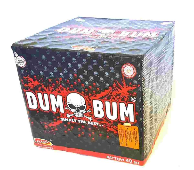 Dum Bum 49 ran / 30 mm