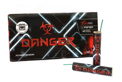 Danger 12 ks
