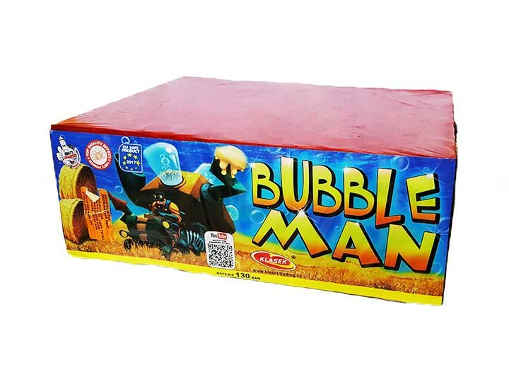 Bubble man 130 ran / 20mm