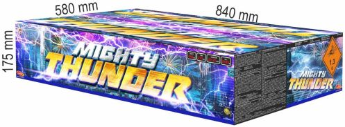Mighty thunder 446 ran / multikalibr